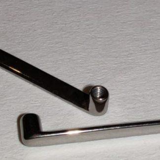111-12-16-20 G23-Titan Dermal Surface Flat Barbell von Studioinstrumente