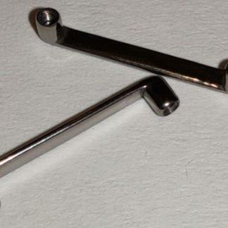 111-14-12-20 G23-Titan Dermal Surface Flat Barbell von Studioinstrumente