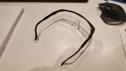 Schutzbrille für OP und Sterilisation von Piercinginstrumente.de